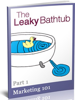The Leaky Bathtub