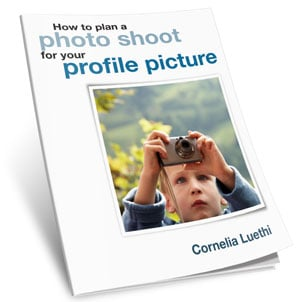 How to plan a photo shoot for your profile picture