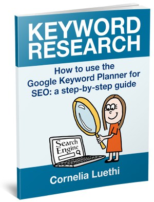 This eBook gets you started with the Google Keyword Planner quickly and easily.