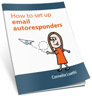 You will receive this FREE info booklet on how to set up email autoresponders when you've paid your final invoice.