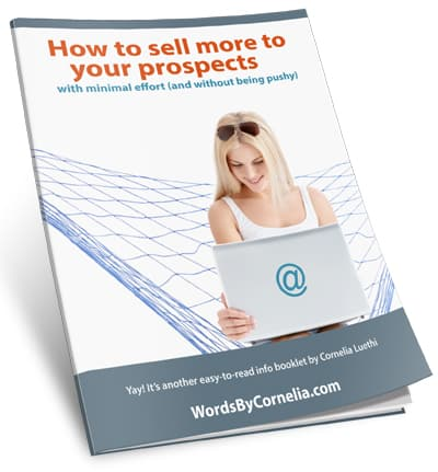 Autoresponder copywriting booklet