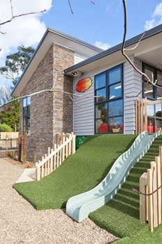 The award-winning childcare centre built by Keola Homes, Auckland.